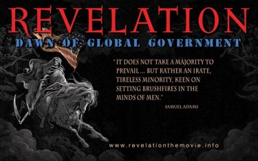 Revelation Dawn of Global Government movie screening