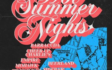 Hot Summer Nights presented by Red River Cultural District