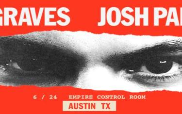 Graves + Josh Pan / Empire Control Room 6.24
