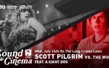 Sound & Cinema – Scott Pilgrim Vs. The World w/ A Giant Dog