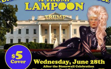 Drag Me To The White House: A Trump Lampoon