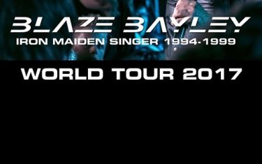 Blaze Bayley (Former Iron Maiden Vocalist) and more!