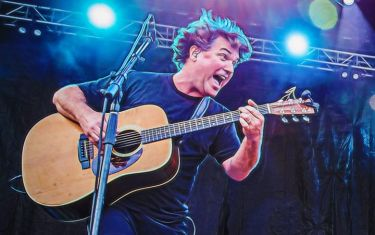 Keller Williams' Grateful Grass at Stubb's