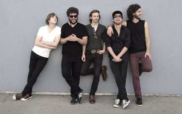The Stone Foxes at Stubb's Indoors on 9/27!