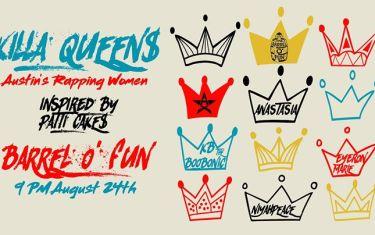Killa Queens – Austin's Rapping Women