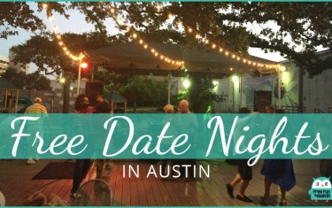 Free Date Nights In Austin: August 31-September 3, 2017
