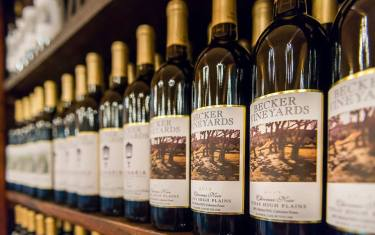 Five Course Wine Dinner Featuring Becker Vineyards