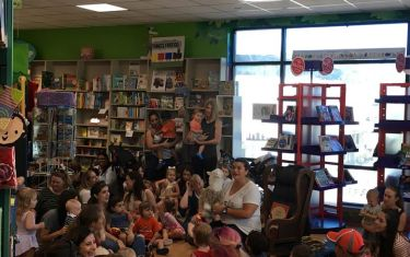 BookPeople Story Time