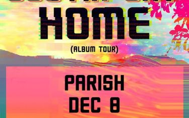 Justin Jay Live / Parish – 12.8