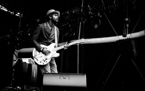 Gary Clark Jr Covers 'Come Together' to Inspire Justice League