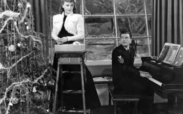 AFS: Christmas In Connecticut, Barbara Stanwyck holiday comedy