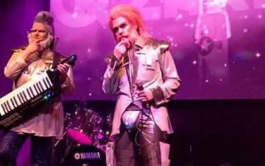 In a Galaxy Far Far Away: Qzars w/ Dead Music Capital Band