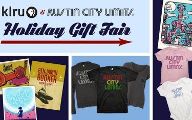 KLRU & Austin City Limits Holiday Sale
