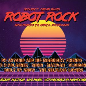 Robot Rock 2018
