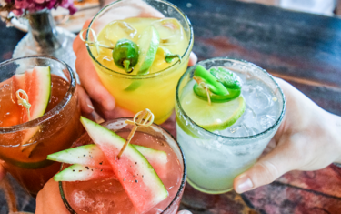 The most unique margaritas in Austin