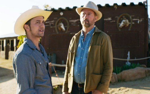 Jackson Rathbone Talks Life in Austin and SXSW Premiere of 'The Wall of Mexico'
