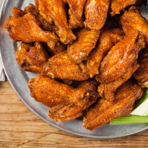 Pluckers Wings Bar Presents: March Badness Competition