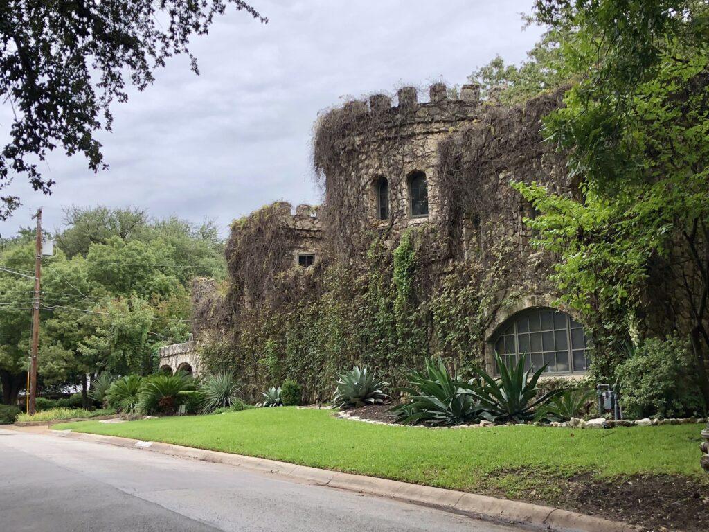 Pemberton Castle