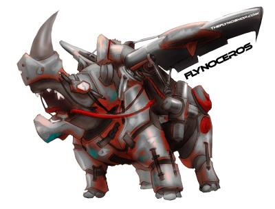 flynocerous