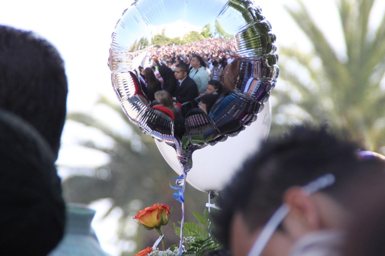 Ballon Reflection