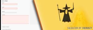 Comment Validation Reloaded Header Image