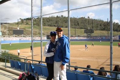 Jeana and myself