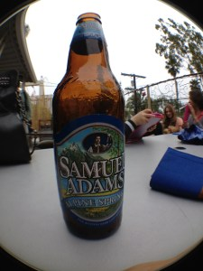 Sam Adams at SEO BBQ