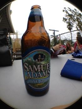 Sam Adams at SEO BBQ