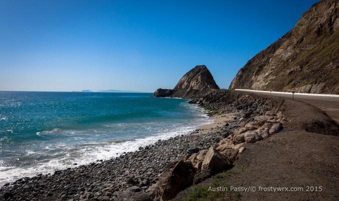 Point Mugu Rocks