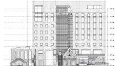 Rainey Street's 9-Story Mixed-Use Project Moves Forward