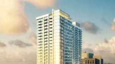 Here's 91 Red River, Ready to Rise in the Rainey Street District