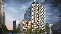 West Campus Makes Way for High Density Developments