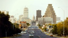 In 1986, an Architecture Critic Roasted Austin's 'Pompous' Skyline