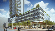 New Block 87 Plans Describe Market, Hotel Space at 7th and Trinity Mixed-Use Project