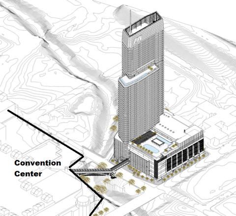 Fairmont Hotel To Break Ground This October Towers
