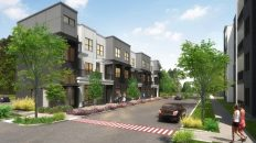 The Guthrie Brings Multifamily Development to an East Austin Lumberyard