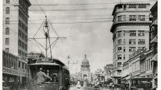 After More Than a Century, What's Changed on Congress Avenue?