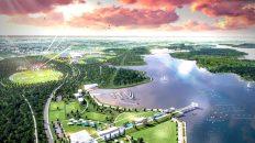 East Austin's Walter E. Long Park Master Plan Is Completely Bonkers