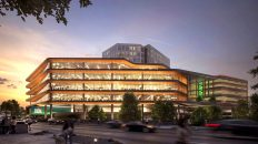 Whole Foods Is Growing Up a Second Office Building in Downtown Austin