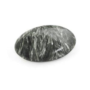 Oval Seraphinite Cabochon