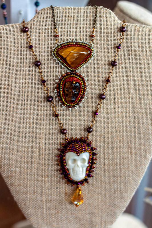 Historical design jewelry making