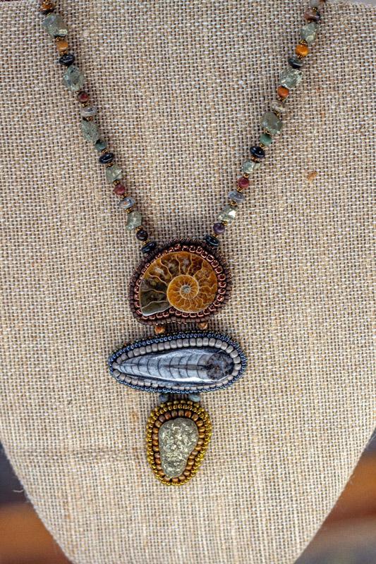 Semi percious stone jewelry Austin