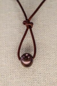 Bronze Pearl Beads for jewelry making