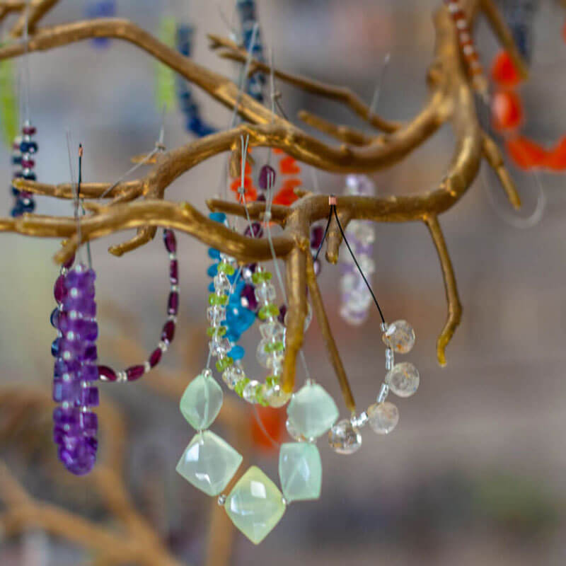 Bead stones in Austin