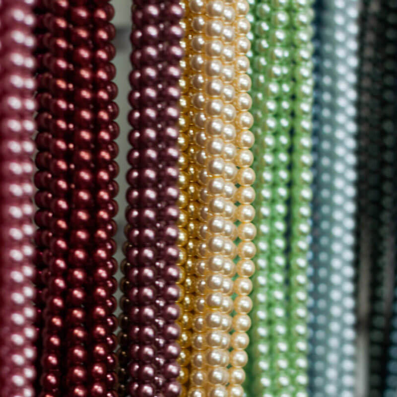 Synthetic Pearls for Jewelry Making