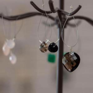 Smokey Quartz - Jewelry tools and supplies