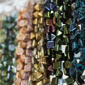 Beads Close-up