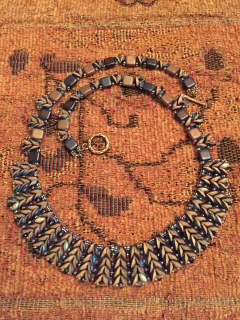 Tweedy Necklace