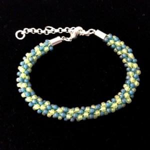 Beaded Kumi Bracelet