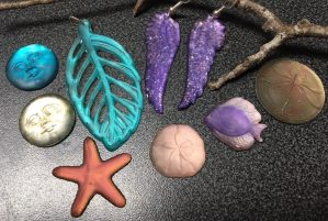 UV Resin Class at Austin Bead Gallery